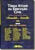 Livro. Temas Atuais da Execução Civil. Comentários sobre os Juizados Especiais.