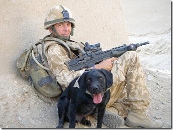 Treo com o Sargento Dave Heyhoe