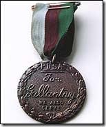 A 'Dickin Medal'