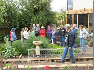 Andrew & Claudia's Backyard Farm Visit 043