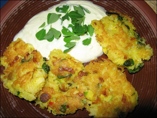 Methi Rice Cakes-3