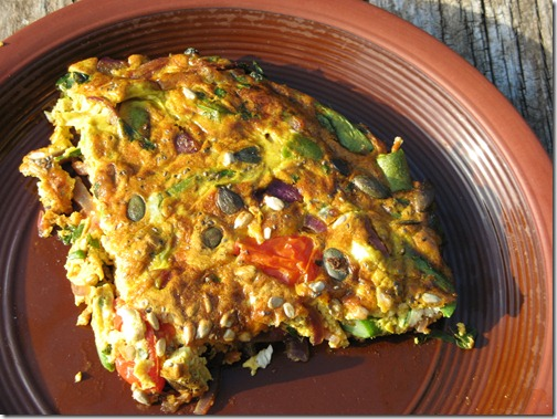 Summer Indian Fritata-1