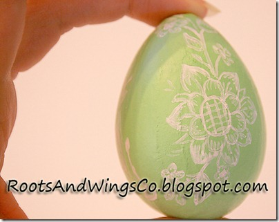 last year's egg
