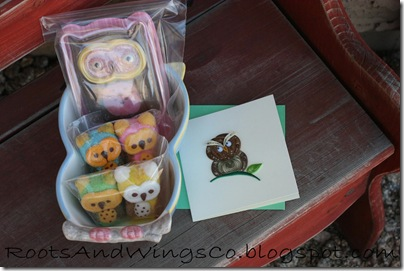 owl Teacher Appreciation Gift