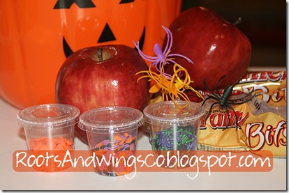 Candy Apple Boo kit