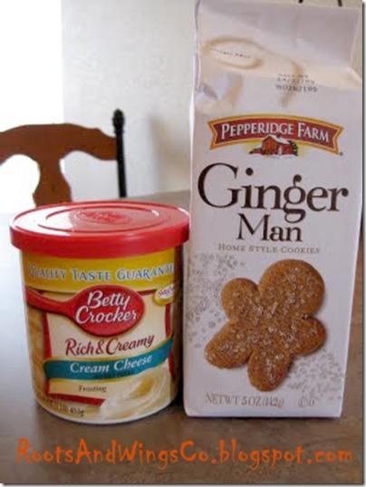 Pepperidge Farm Gingerbread Cookies RootsAndWingsCo: {Ador...