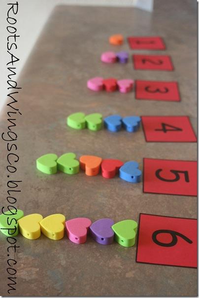 preschool sorting j