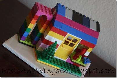 lego house a