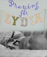 Praying for Lydia