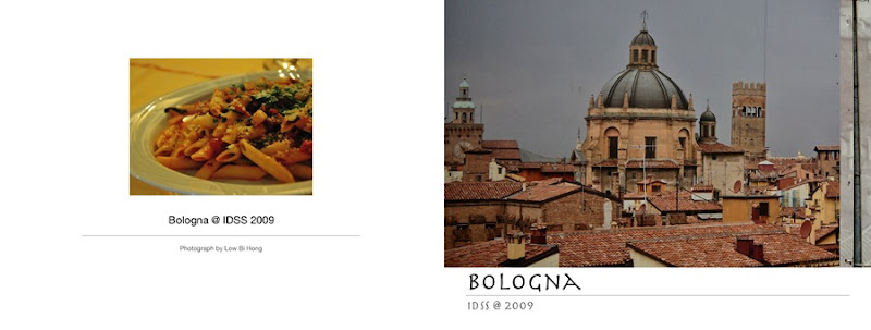 Bologna Photo Book
