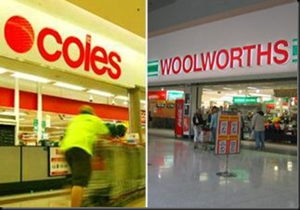 coles woolworths fuel war
