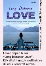 Cover Depan Buku 'Long Distance Love'