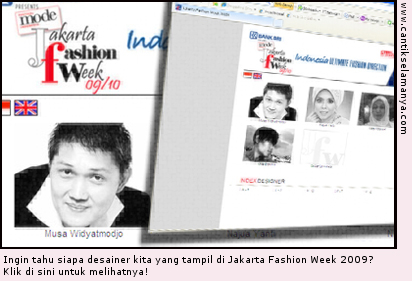 Jakarta Fashion Week 2009