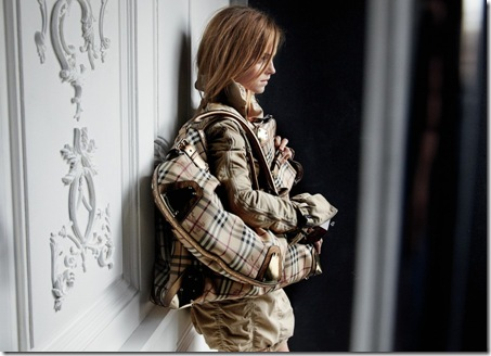 emma Watson for Burberry SS 2010 ad campaign behind the scenes at the