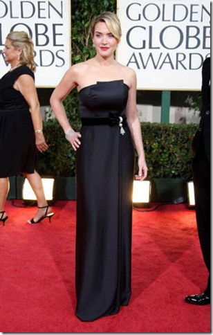 2009 Golden Globes Best and Worst Dressed Women