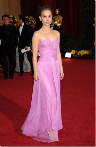 Natalie Portman in Pink
