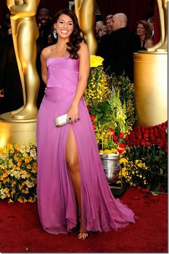 Alicia Keys 81st Oscars