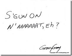 Greasy Gary B
