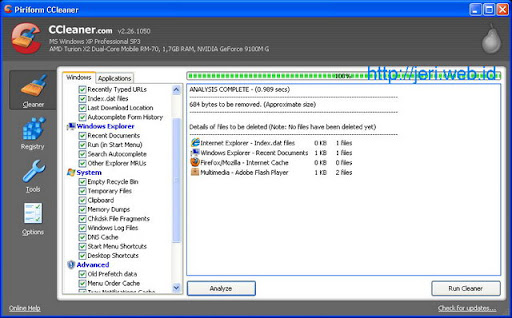 CCleaner 2.26