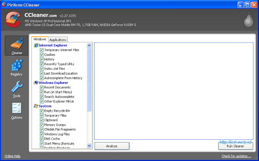 CCleaner 2.27