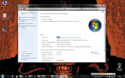 Como aumentar la memoria utilizable en windows 7