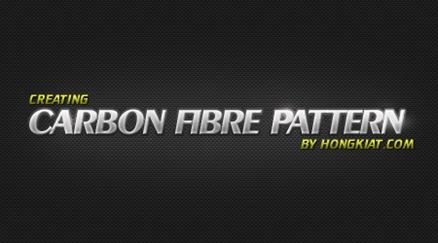 textura fibra carbon