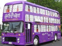 """Camión interactivo """"Harry Potter"""""""
