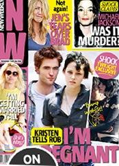 Kristen Stewart embarazada