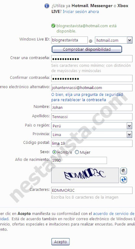 abrir correo hotmail 2