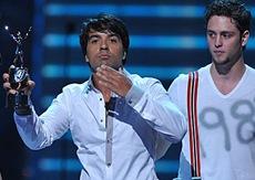 Ganadores Premios Juventud 2009