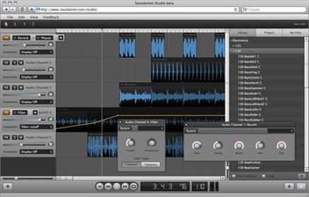 Editor de sonido online