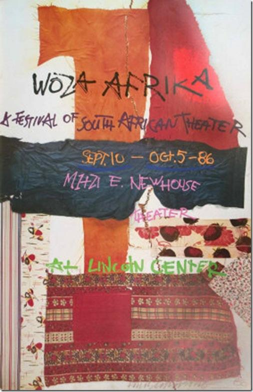 woza africa