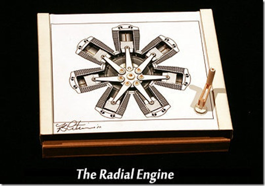 Radial Engine Still (FILEminimizer)