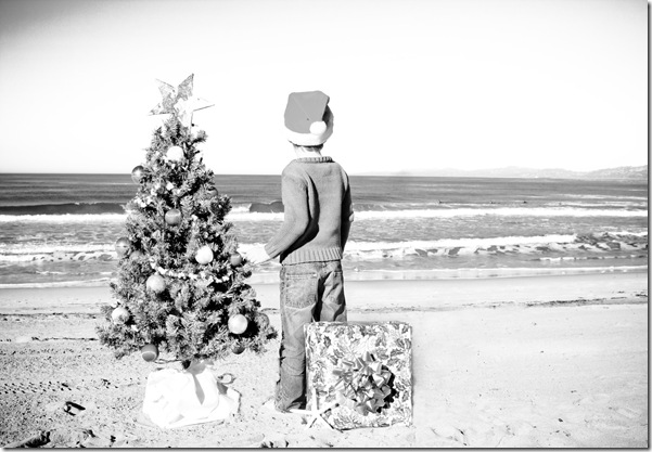christmas 2010 b&w