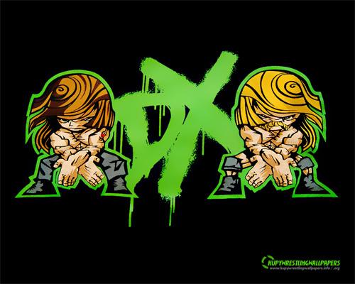 imagenes de la wwe DX
