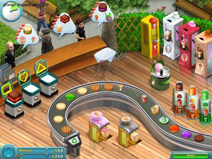 Cake shop 5 game