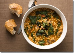 mare_barley_stew_with_leeks_mushrooms_and_greens-Bonappetit