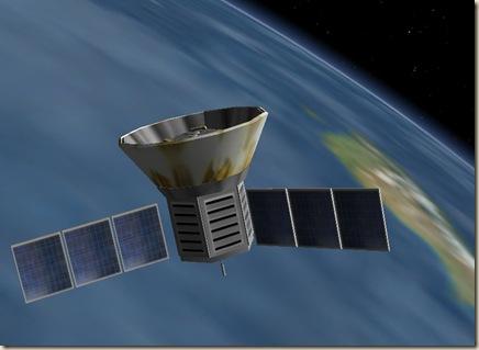 cobe satellite