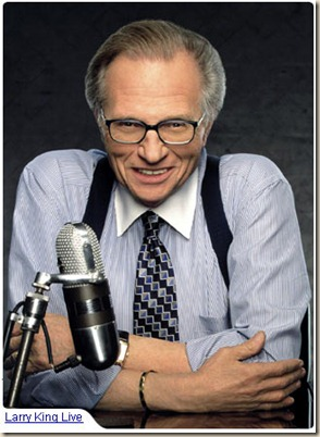Larry King Headshot