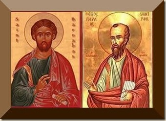 Saints Barnabas and Paul