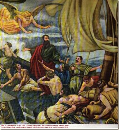 paul ship atheism