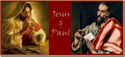 jesus y pablo