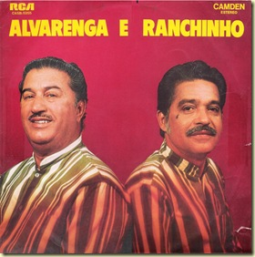 Capa (1971 - Alvarenga e Ranchinho)II