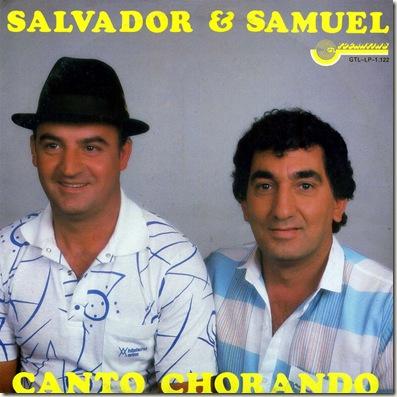 Salvador e Samuel - Capa