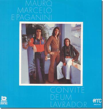 Mauro, Marcelo e Paganini