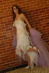 Vestidos de noiva sapatos para casamentos noivas CRISTINA LOPES estilista criadora moda casamento estilistas N11CL4az388