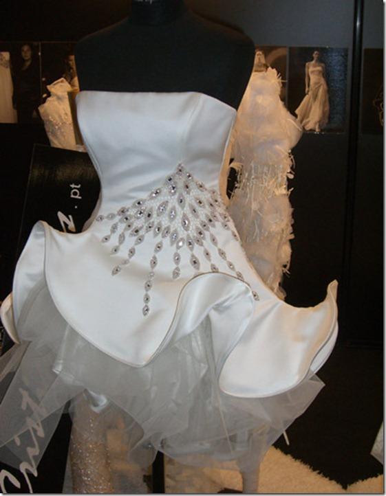 Vestidos noiva N11CL5664 Cristina Lopes