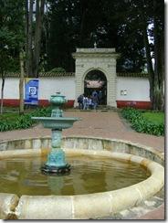 Siga esta es su casa, quinta de Bolivar