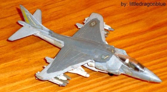 Avião de Ataque - AV-8B Harrier