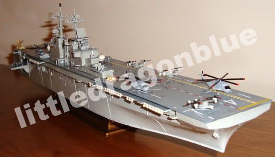 Navio Anfíbio de Assalto - LHD4 USS Boxer